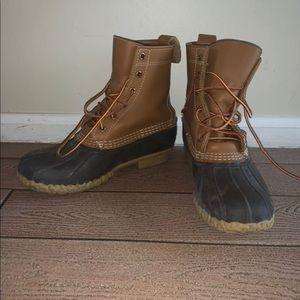 Bean Boots 8